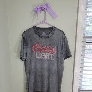 Coors light tee